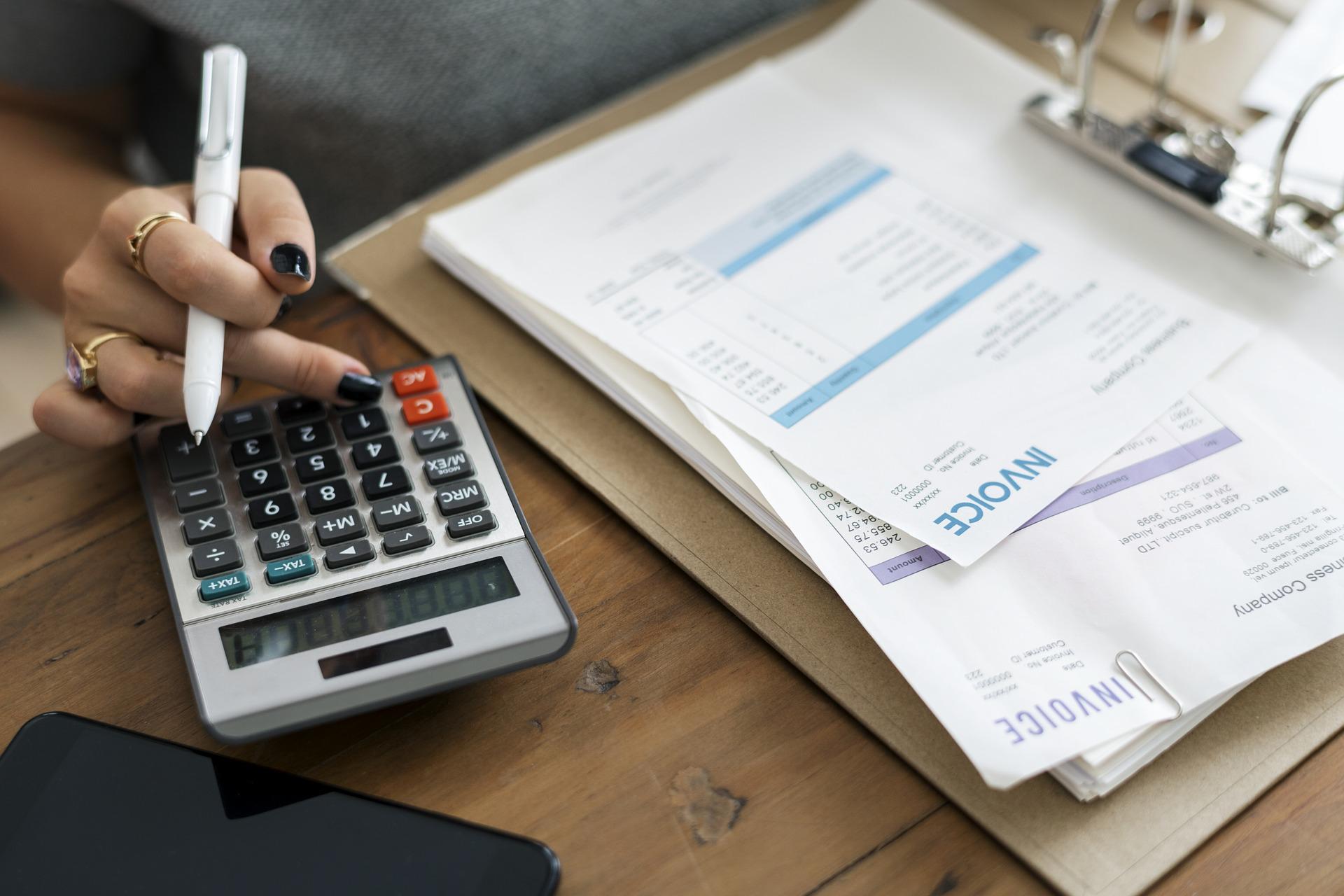 Cómo declarar una factura con retención de IRPF