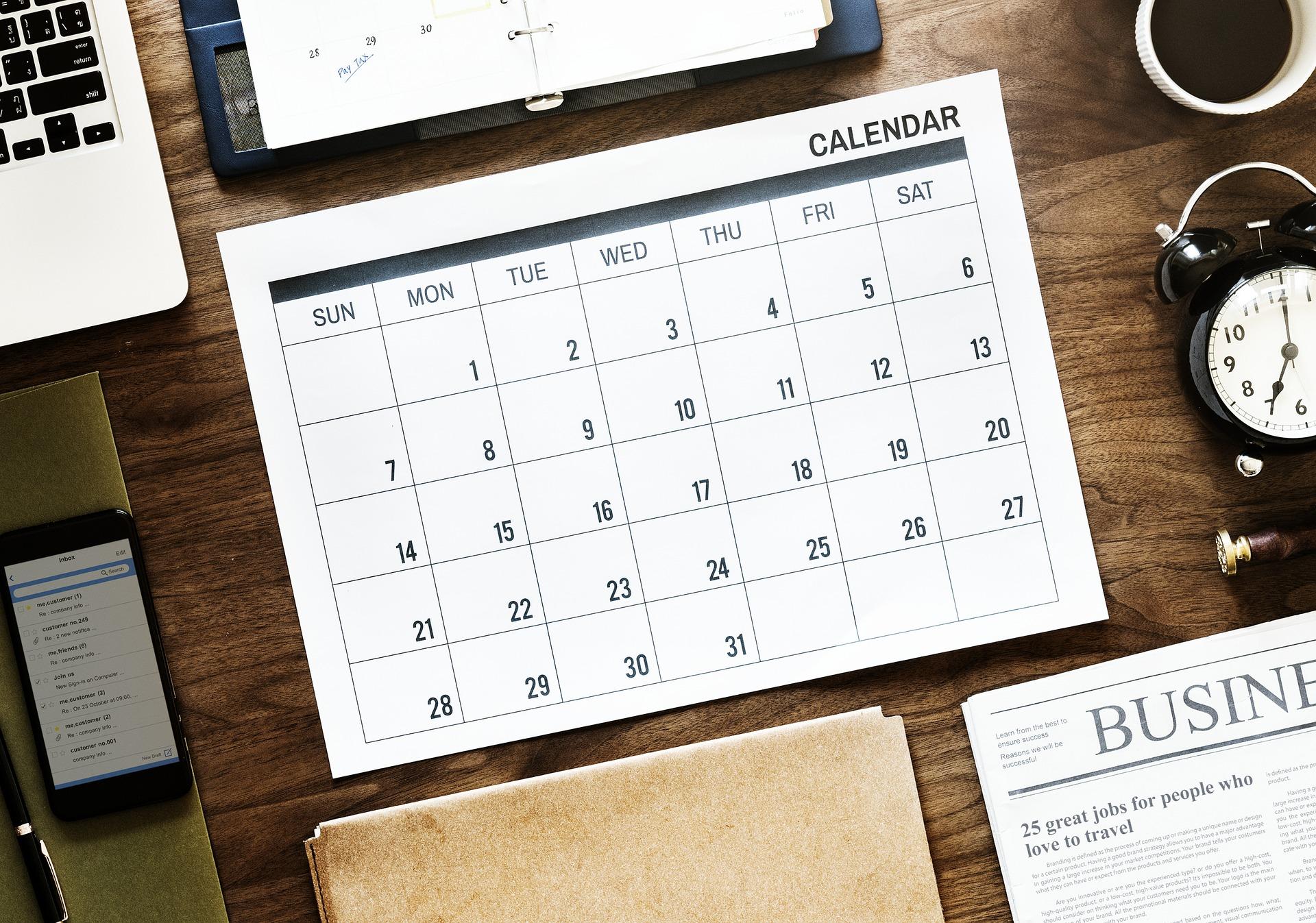 Calendario laboral 2020: Estos serán los ocho festivos nacionales y los cuatro autonómicos